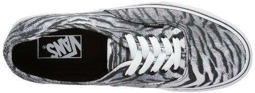 Furgonetas - Scarpe Sportive - Monopatín U Auténtico Chili Pimienta / Bl, Unisex Adulto Grigio (gris (tiger Black T))