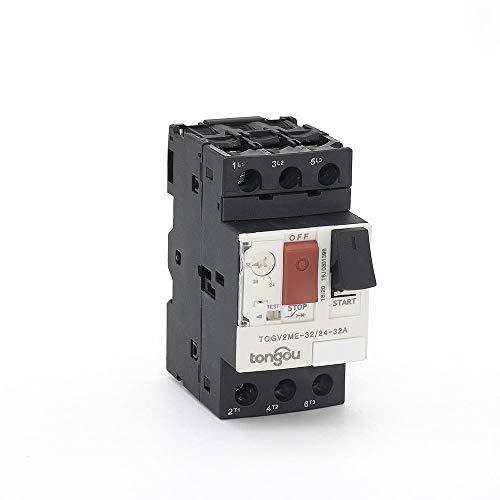 Disyuntor de protección de motor serie GV2ME GV2-ME térmico magnético MPCB-6-10A