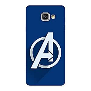 Team of Winners Back Case Cover for Galaxy A7 2016
