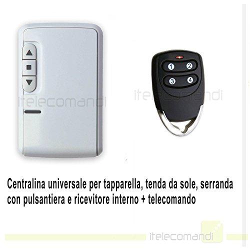 Kit universal control mando distancia manejo persianas