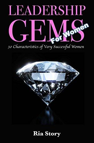 leadership-gems-for-women-30-characteristics-of-very-successful-women-effective-leadership-series-bo