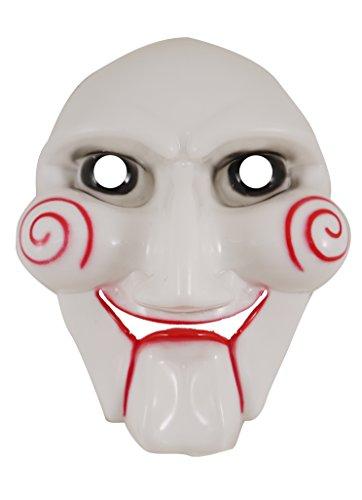 Face Mask Halloween Fancy Dress Accessory ()