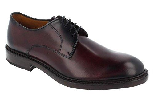 Vieille chaussure Lottusse L6710 JOCKER BORDEAUX Rouge
