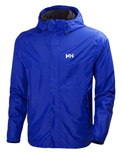 Helly Hansen Herren HUSTAD CIS Jacket wasserdichte Jacke, Classic Blue, L -