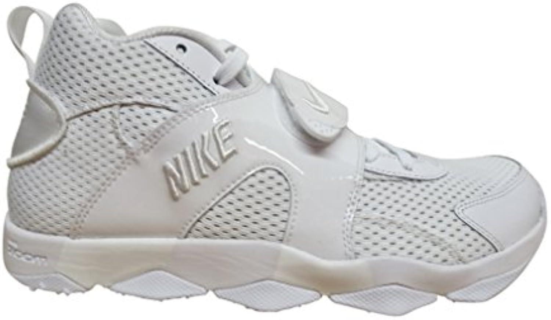 Nike Herren Zoom Veer Fußballschuhe  Blanco Blanco White/White White  44.5 EU