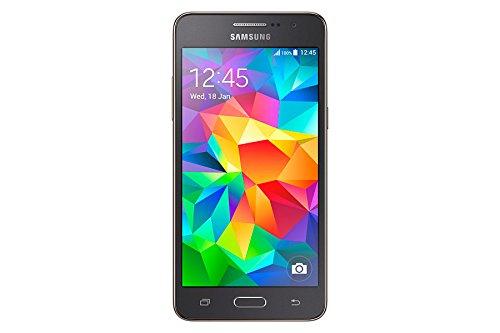 Samsung Galaxy Grand Prime VE SM-G531F 8GB 4G GREY–Smartphone (Single Sim, Android, MicroSIM, GSM, UMTS, LTE) (Samsung Galaxy Grand 1)