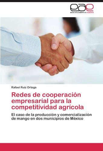Redes Cooperacion Empresarial Para