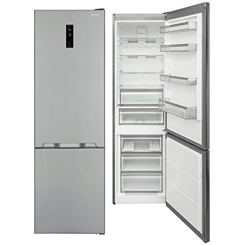 Sharp BA32IEXI2 nevera congelador Independiente Acero