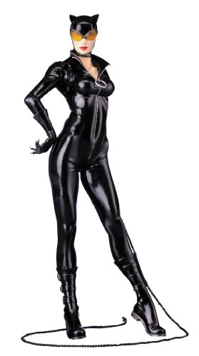 DC Comics New 52 Version Catwoman ARTFX Statue