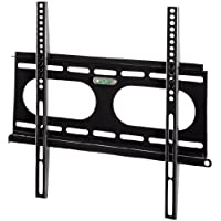 """Hama TV-Wandhalterung """"Ultraslim"""" für 81 - 142 cm Diagonale (32 - 56 Zoll), VESA bis 400 x 400, für max. 50 kg, Wandabstand 25mm, schwarz"""