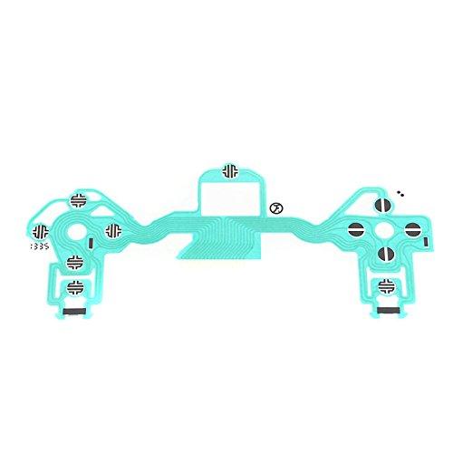 Feicuan Conductive Film Keypad für PS4 Controller Repair Part PlayStation 4