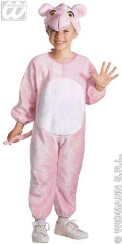 Widmann 3636P - Costume Pantera Rosa in Peluche Taglia 3-4 anni ( 110 cm )