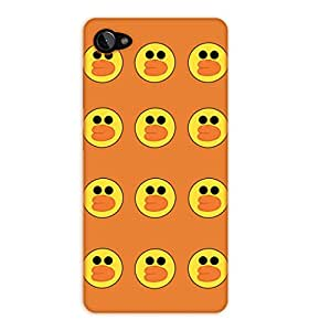 Happoz Lenovo Zuk Z2 Cases Back Cover Mobile Pouches Shell Hard Plastic Graphic Armour Premium Printed Designer Cartoon Girl 3D Funky Fancy Slim Graffiti Imported Cute Colurful Stylish Boys D318