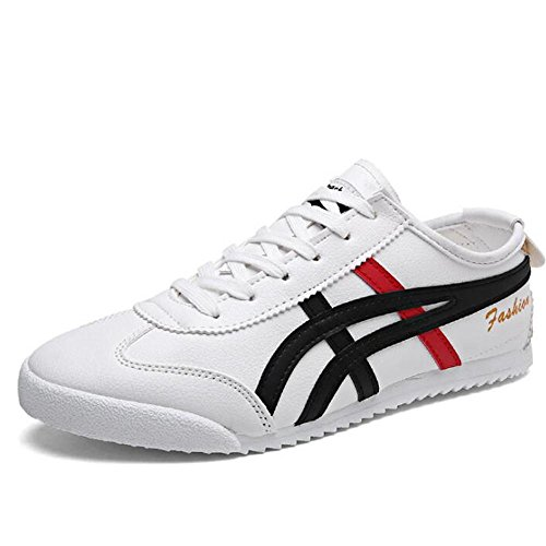 Scarpe casual scarpe sportivi uomo Black and White