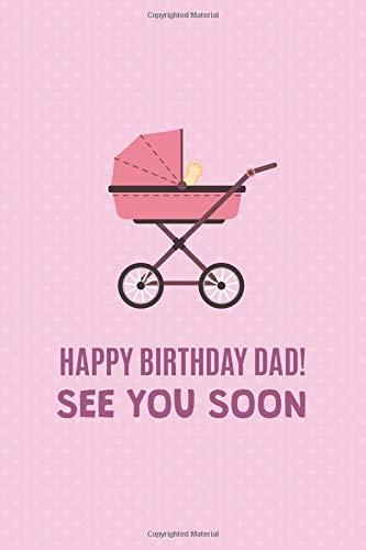 See You Soon!: Fun Creative Pregnancy Announcements Ideas Pink Diary ; Cute New Born Baby Preparation Lined Pink Planner ; ... ; Ideas For Birthday Surprises For Husband ()