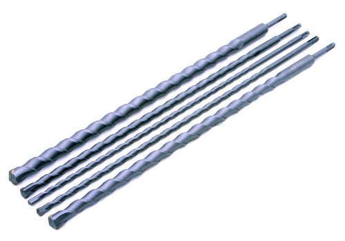 SDS Plus Bohrer Set 600mm 5Pc (10-12-16-22-25 mm)