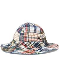e00a496a Polo Ralph Lauren Men`s Reversible Cotton Bucket Hat (Patchwork (6001) /