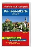 Fränkische Alb/Oberpfalz: 1:100000 - Mair freizeitkarte 25