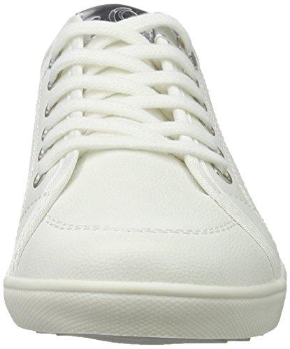 s.Oliver 23631, Sneakers basses femme Blanc (WHITE 100)