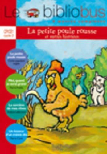 Le Bibliobus: CP/Ce1 Livre De L'Eleve (LA Petite Poule Rousse) par Michel Backès, Pierre Puddu, Evelyne Lallemand, Pierre Coré, Collectif