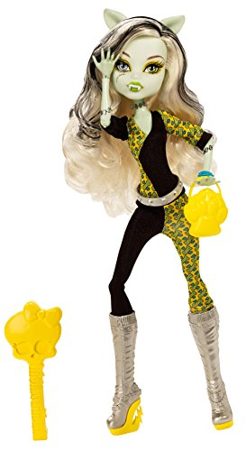 Monster High Freaky Fusion Frankie Stein Poupée