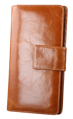 lh-saierlongr-womens-glossy-wallet-light-tan-wax-genuine-leather-wallets