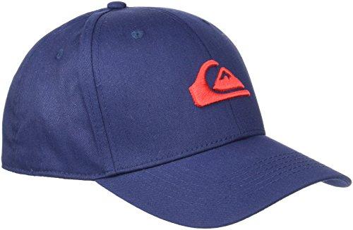 quiksilver-herren-decades-cap-estate-blue-one-size