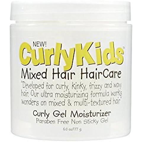 Curly Kids Gel idratante per capelli ricci da bambini