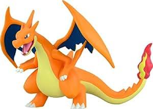 Pokemon mega sinker figure charizard y toys - Mega dracaufeu x et y ...