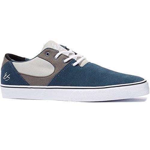 Skate shoe Men es Accel SQ skate scarpe dark grey/grey