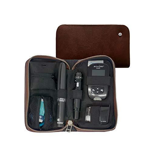 COMPACT mysugarcase - Pochette des accessoires diabétiques...