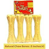Robust Dog Chew Bones, 290 g (5-inch)