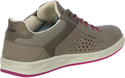 Lowa San Francisco GTX Lo Women taupe-beere