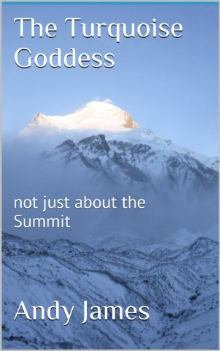 The Turquoise Goddess: not just about the Summit (English Edition)