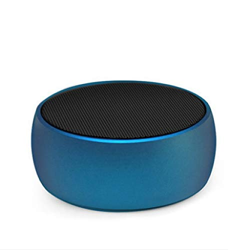 feicahnghao SpeakerCannon Bluetooth-Lautsprecher Drahtloses Freisprechen Subwoofer Small Sound New Audio Factory Direct, Silber Sound Factory Car Stereo