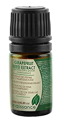 Naissance Grapefruit Seed Extract 10ml 100% Pure by Naissance