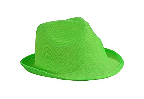 myrtle beach Promotion Hat in lime-green Größe: one size (Grüner Hut)