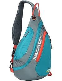 Vbiger Oxford Schultertasche Lässige Brusttasche Outdoor-Reise-Rucksack Stilvolle Cross-Body Brusttasche