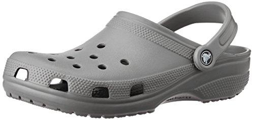 x - Erwachsene Clogs, Grau (Smoke), 50-51 EU (Exklusive Kid Schuhe)