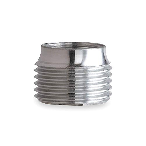 Hose Thread Outlet, Male, 3/4 In E2JKRCF by Chicago Faucets
