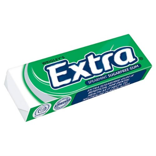 extra-spearmint-sugarfree-gum-10-pieces-x-case-of-30
