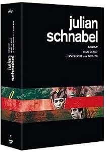 Julian Schnabel - Coffret 3 DVD