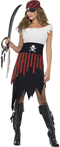 Pirate Wench Costume Small