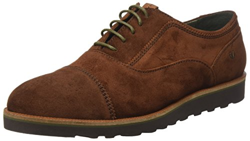 Martinelli Dylan, Zapatos de Cordones Derby para Hombre, Marrón (Marron), 40 EU