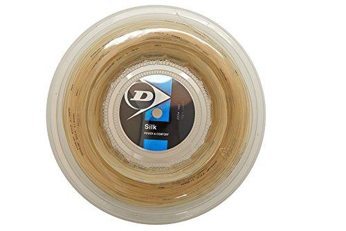 Dunlop - Cordaje para tenis 200 m de tripa natural