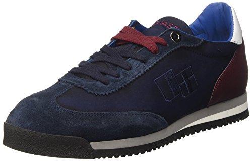 DAcquasparta Lorenzo, Sneaker a Collo Basso Uomo Blu