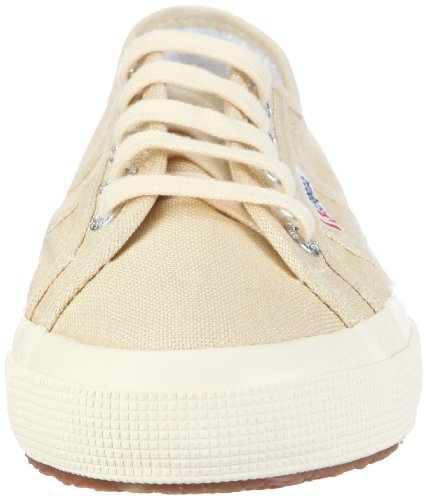Superga 2750-LINU S001W30, Baskets mode mixte adulte Beige-TR-C3-76