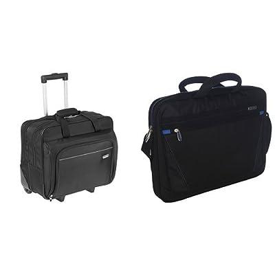 Targus TBT259EU Prospect Topload Laptop Computer Bag / Case fits 15.6 inch laptops - Black