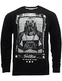 SoulStar - Sweat-shirt - Homme noir noir