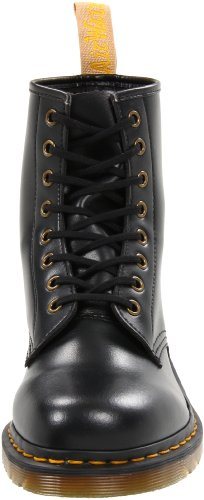 Dr Martens 1460 Vegan Black,  Boots mixte adulte Noir (Noir black)